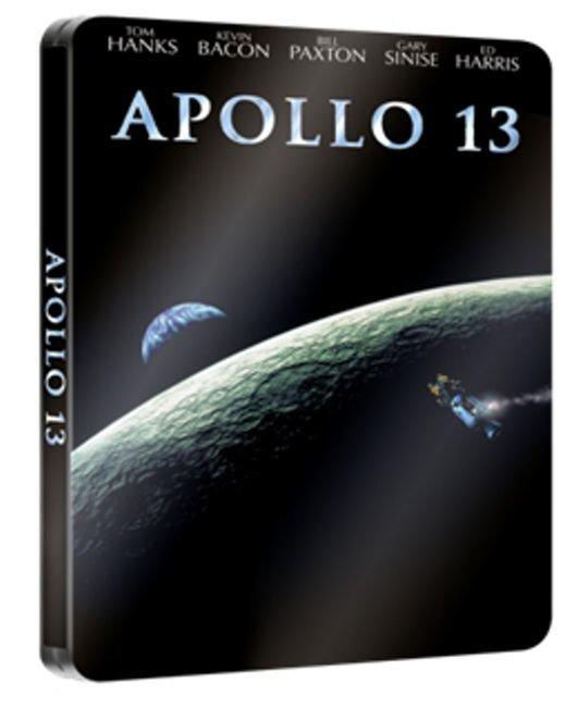 Apollo 13 (BLU-RAY) - STEELBOOK