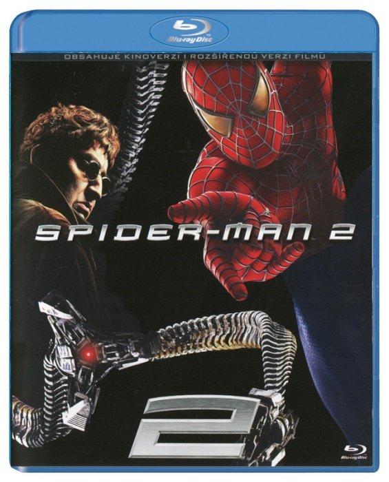 Spider-Man 2 (BLU-RAY) - KINO+rozšířená verze
