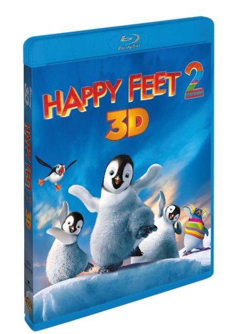 Happy Feet 2 - 2D + 3D (BLU-RAY)