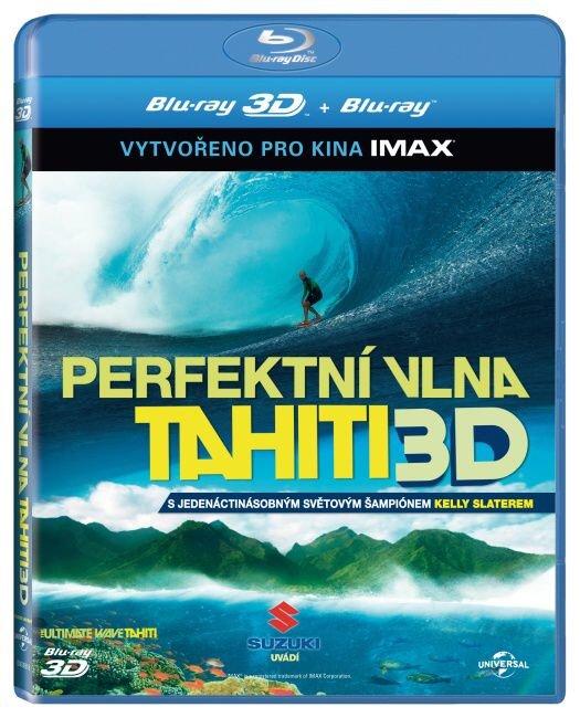 Tahiti: Perfektní vlna 2D + 3D (BLU-RAY) - IMAX