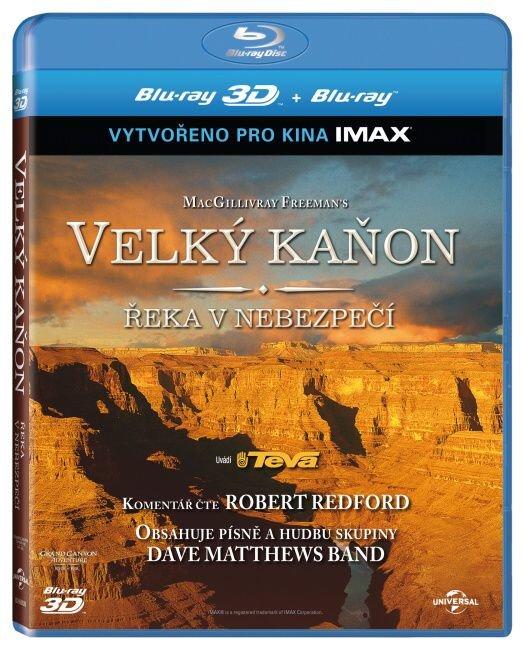 Velký kaňon 2D + 3D (BLU-RAY) - IMAX