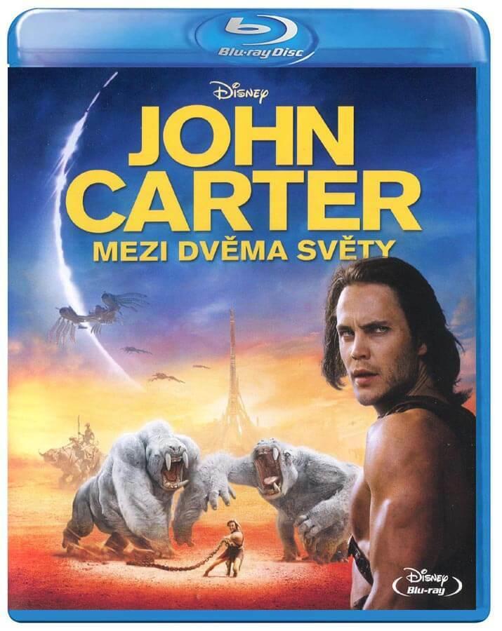 John Carter: Mezi dvěma světy (BLU-RAY)