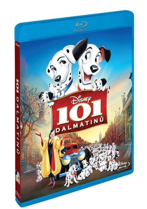 101 Dalmatinů SE (BLU-RAY)