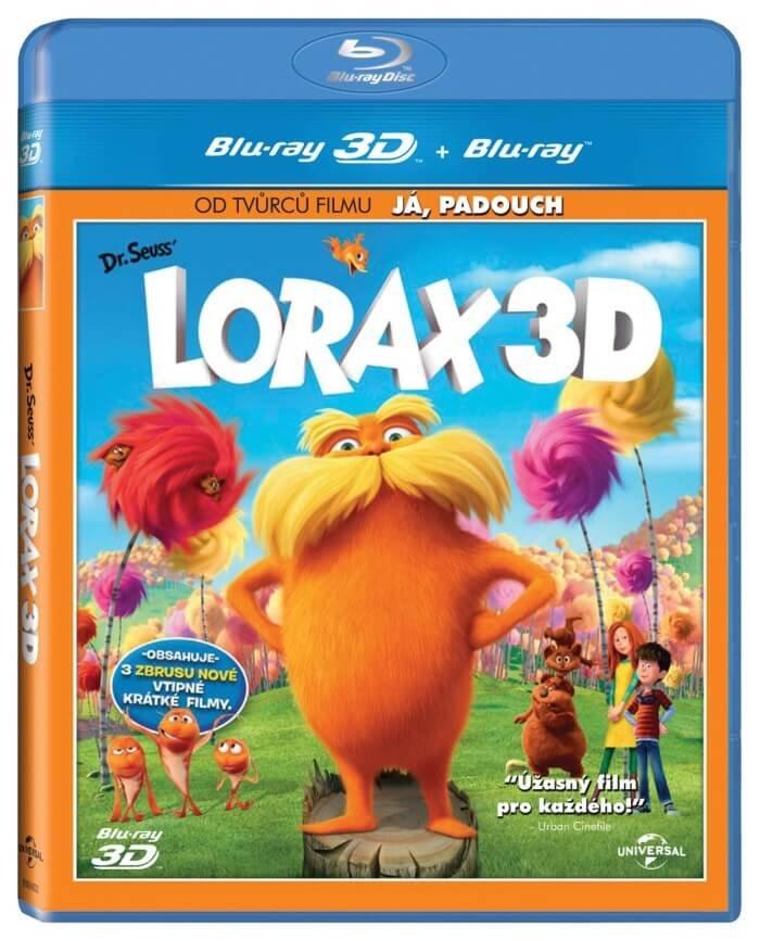 Lorax - 2D + 3D (2xBLU-RAY)