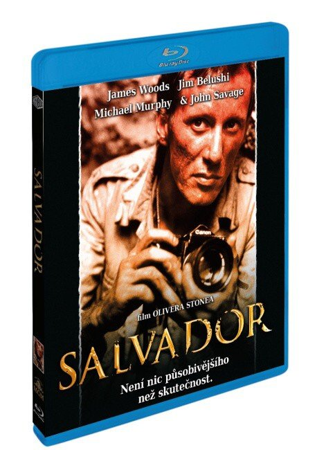 Salvador (Oliver Stone) (BLU-RAY)