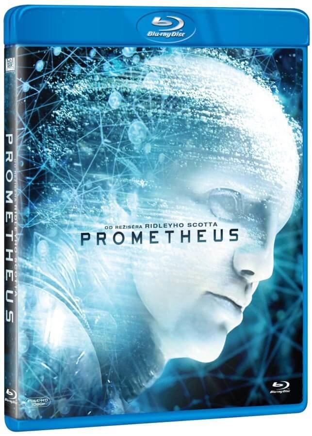 Prometheus (1 BLU-RAY) - 2D verze filmu