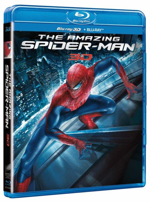 Amazing Spider-Man - 2D + 3D (BLU-RAY)