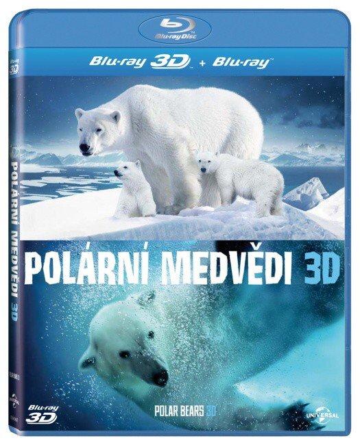 Polární medvědi - 2D + 3D (BLU-RAY)