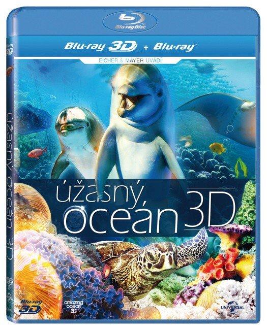 Úžasný oceán - 2D + 3D (BLU-RAY)