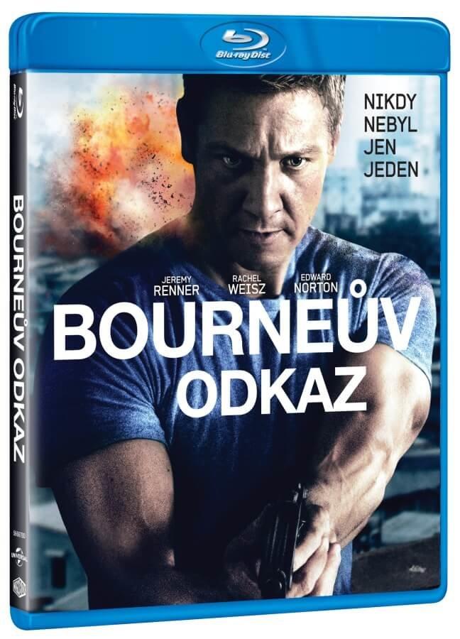 Bourneův odkaz (BLU-RAY)