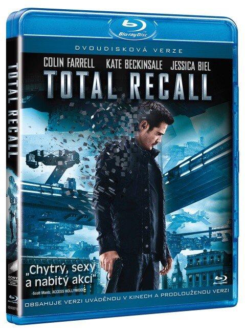 Total Recall (2 BLU-RAY) - 2012 verze