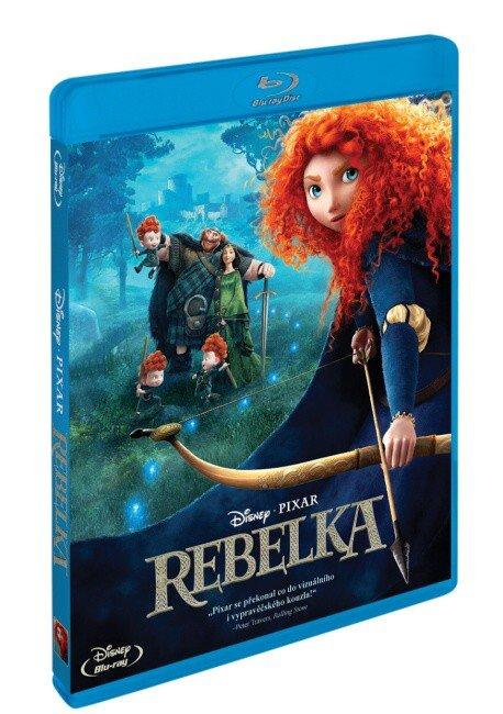 Rebelka (BLU-RAY)