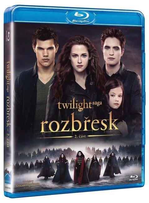 Rozbřesk: Twilight sága - 2. část (BLU-RAY)