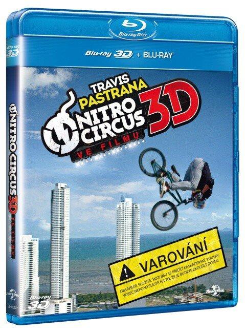Nitro Circus - 2D + 3D (BLU-RAY)