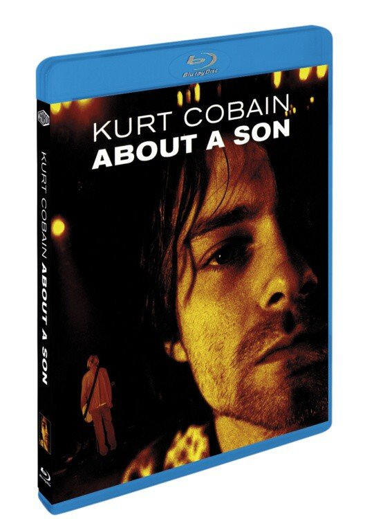 Kurt Cobain - About a Son (BLU-RAY)