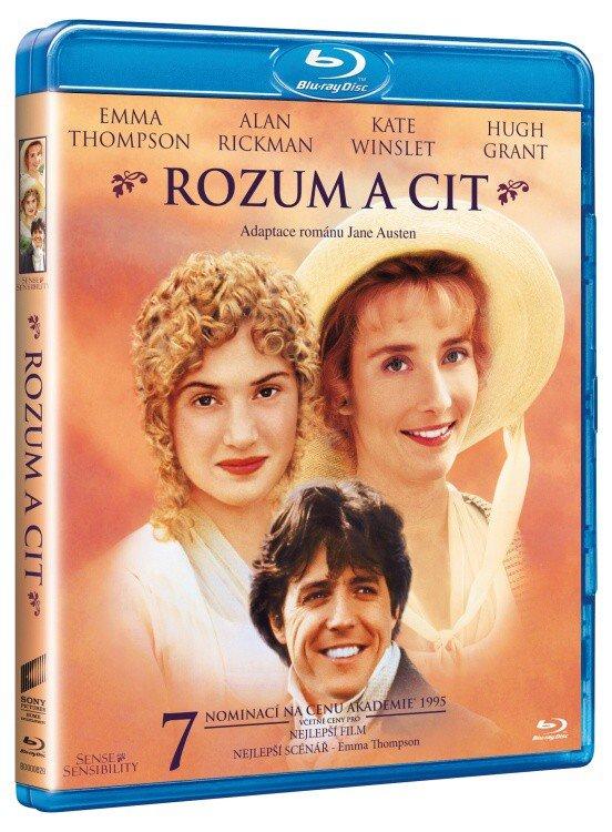 Rozum a cit (BLU-RAY) - české titulky