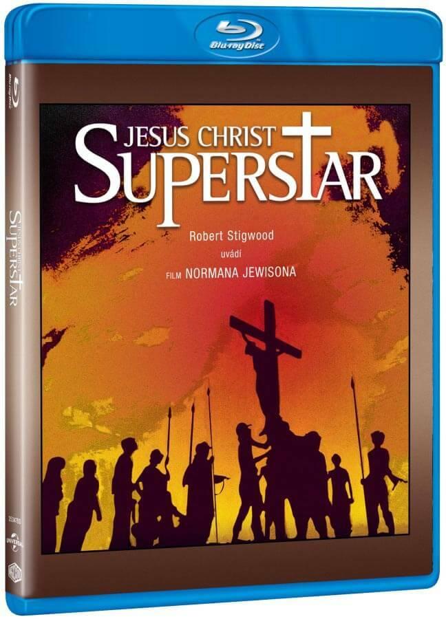 Jesus Christ Superstar (1973) (BLU-RAY) - české titulky