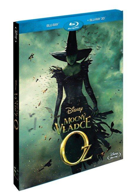 Mocný vládce Oz (2D+3D (2xBLU-RAY)
