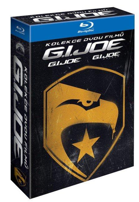 G.I. Joe kolekce 1.-2. - 2BLU-RAY