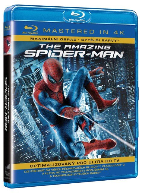 Amazing Spider-Man (4K BLU-RAY)