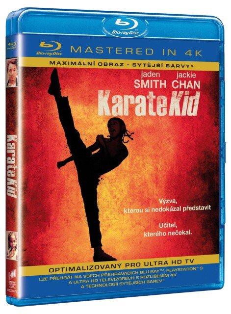 Karate Kid (4K) (BLU-RAY) - 2010 verze