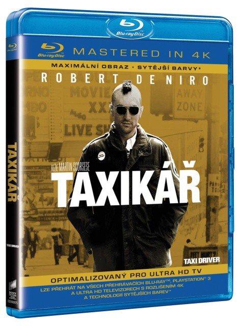 Taxikář (4K) (BLU-RAY)