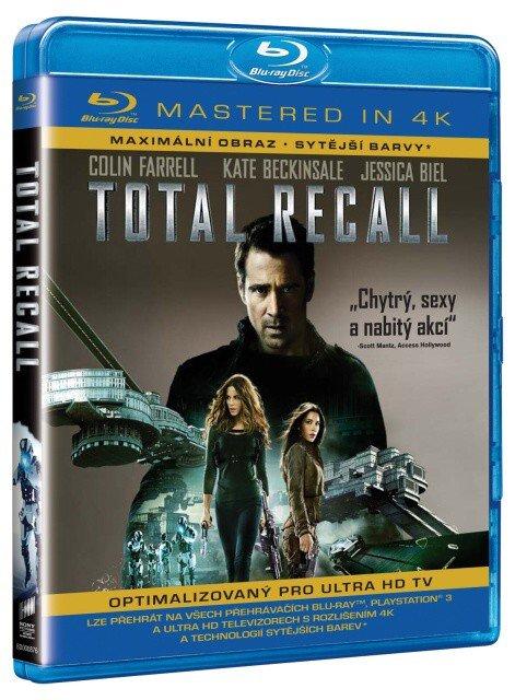 Total Recall (4K) (BLU-RAY) - 2012 verze