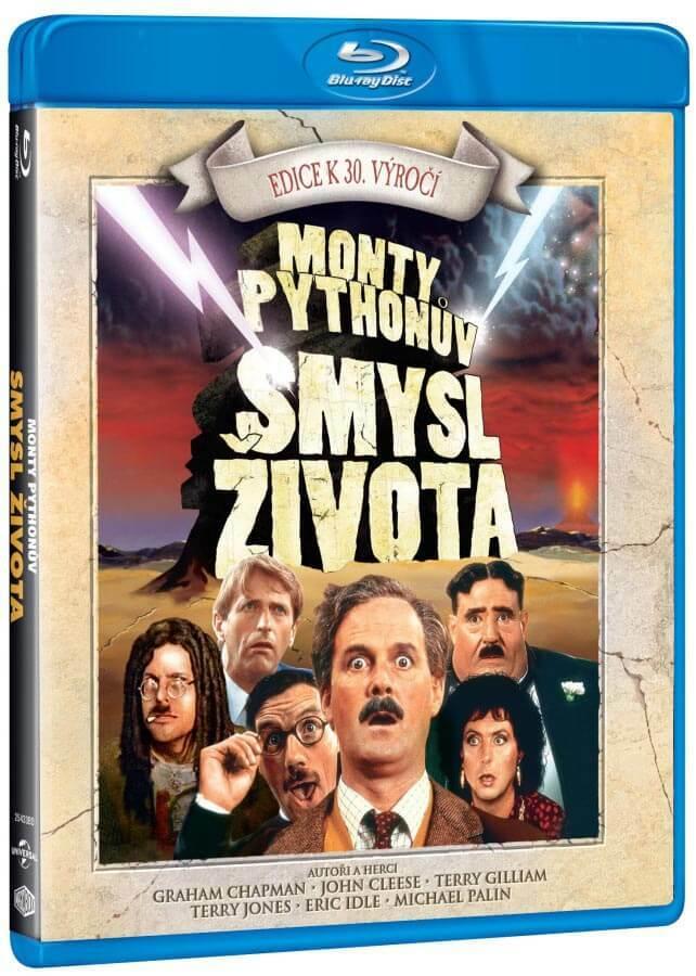 Monty Pythonův smysl života (BLU-RAY)