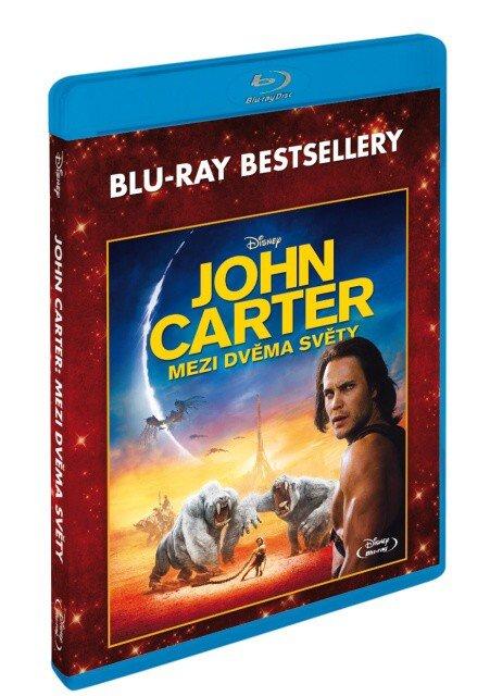 John Carter: Mezi dvěma světy (BLU-RAY) - BLU-RAY bestsellery