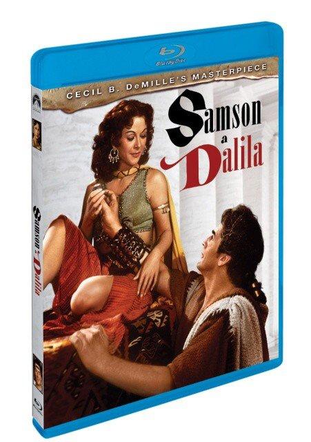 Samson & Dalila (BLU-RAY) - české titulky