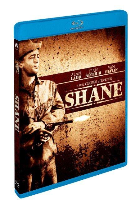 Shane (BLU-RAY) - české titulky