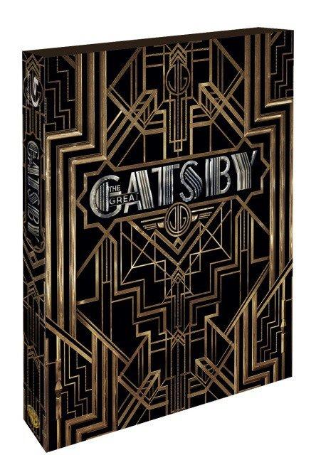 Velký Gatsby (3D+2D) (2 BLU-RAY) + CD soundtrack