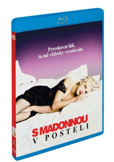 S Madonnou v posteli (BLU-RAY)