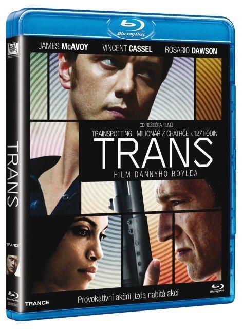 Trans (BLU-RAY)