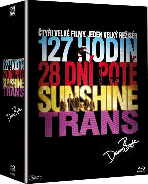 Danny Boyle kolekce - 4xBLU-RAY