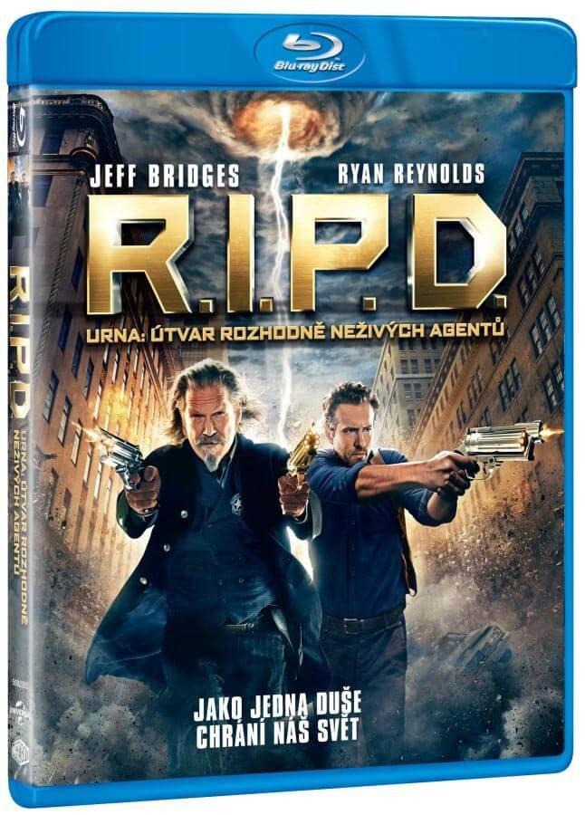 R.I.P.D.: URNA - Útvar Rozhodně Neživých Agentů (BLU-RAY)