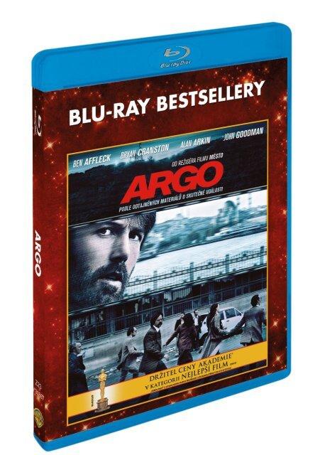 Argo (BLU-RAY) - BLU-RAY bestsellery