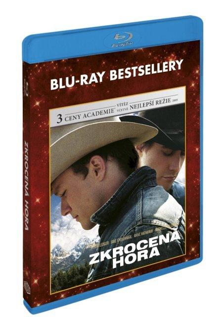 Zkrocená hora (BLU-RAY) - BLU-RAY bestsellery