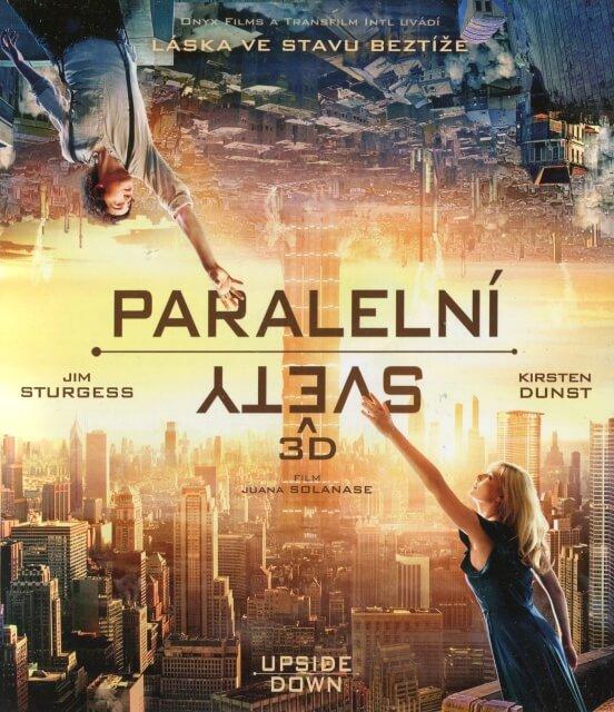 Paralelní světy (2D+3D) (1xBLU-RAY)