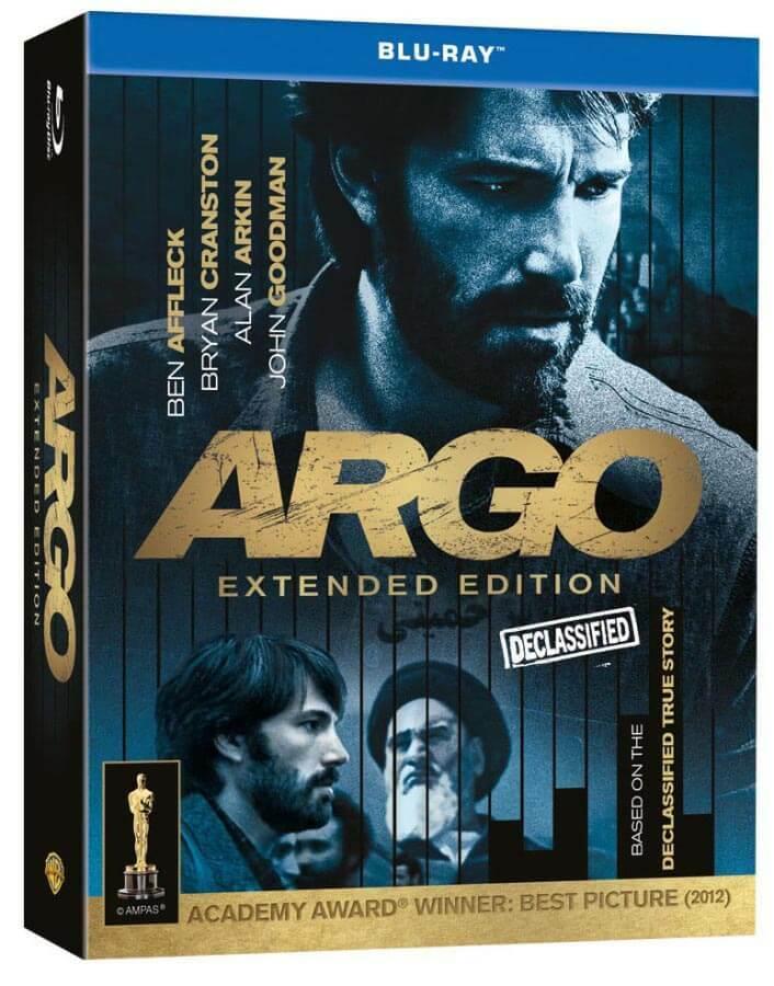 Argo (2xBLU-RAY) - prodloužená verze