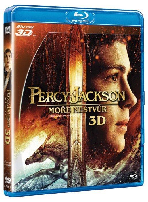 Percy Jackson: Moře Nestvůr (2D+3D) (2xBLU-RAY)