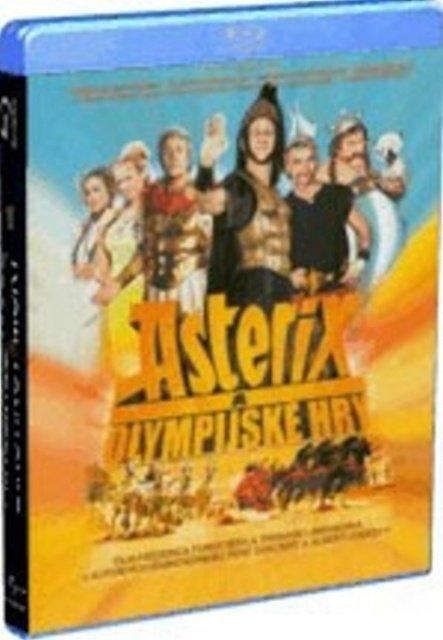 Asterix a Olympijské hry (BLU-RAY)