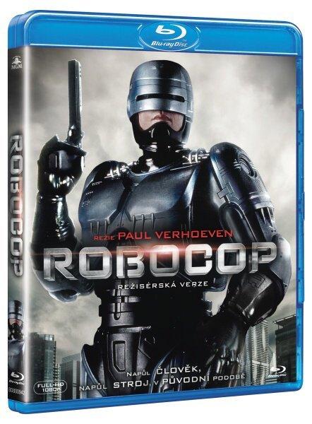 Robocop (1987) (BLU-RAY) - režisérská verze