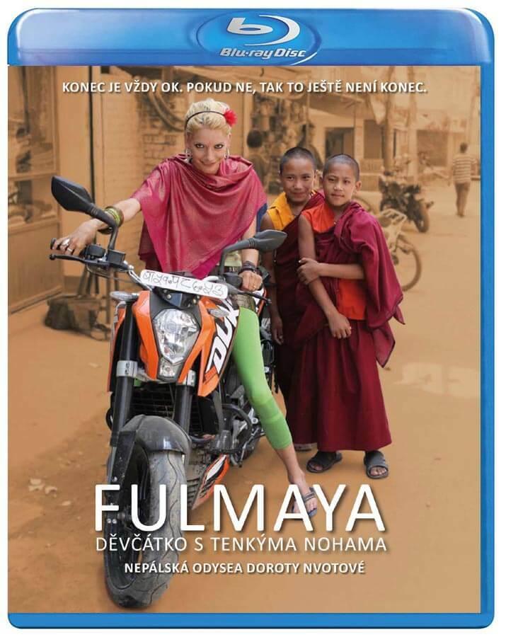 Fulmaya, děvčátko s tenkýma nohama (BLU-RAY)
