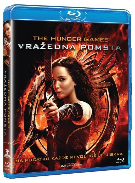 Hunger Games: Vražedná pomsta (BLU-RAY)