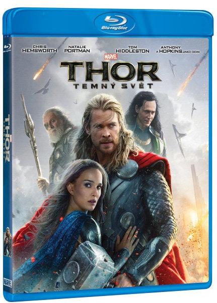 Thor: Temný svět (BLU-RAY)