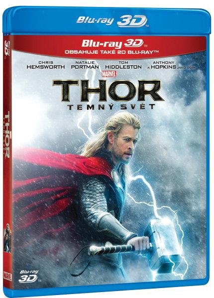 Thor: Temný svět (2D+3D) (2xBLU-RAY)