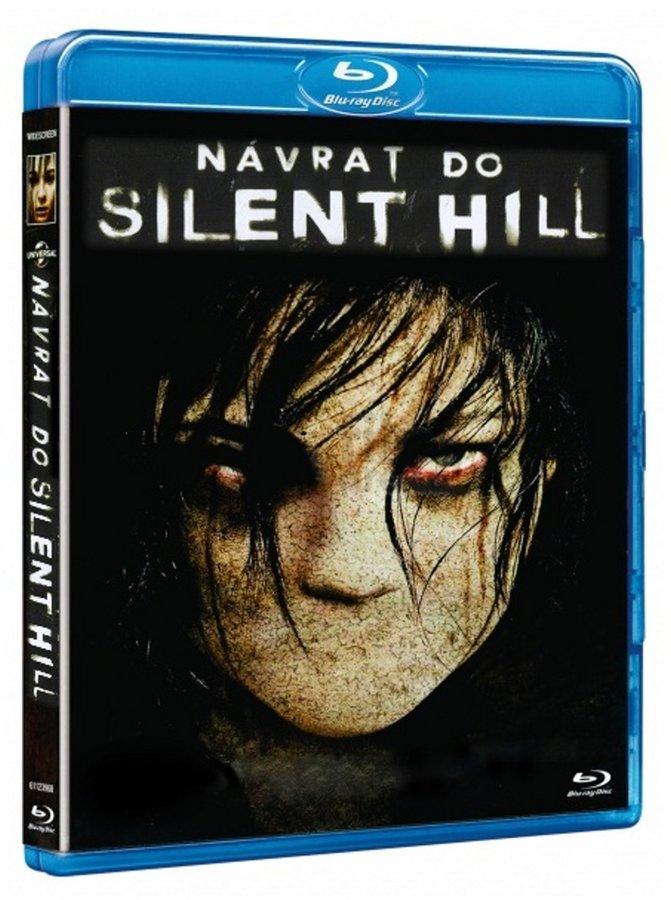 Návrat do Silent Hill (2D+3D) (BLU-RAY)