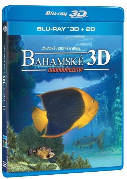 Bahamské dobrodružství (2D+3D) (1xBLU-RAY)