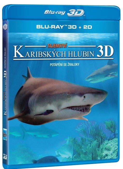 Tajemství karibských hlubin (2D+3D) (1xBLU-RAY)